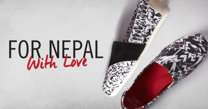 Fashion gives back: TOMS X Prabal Gurung Collab for Nepal