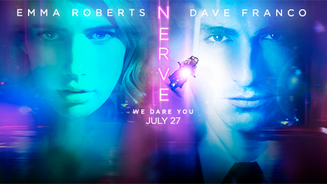 'Are you a player or a watcher?' Nerve; the must see movie of the summer